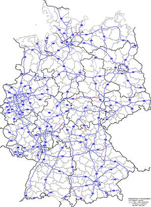 Europy niemcy bawaria mapa Bawaria